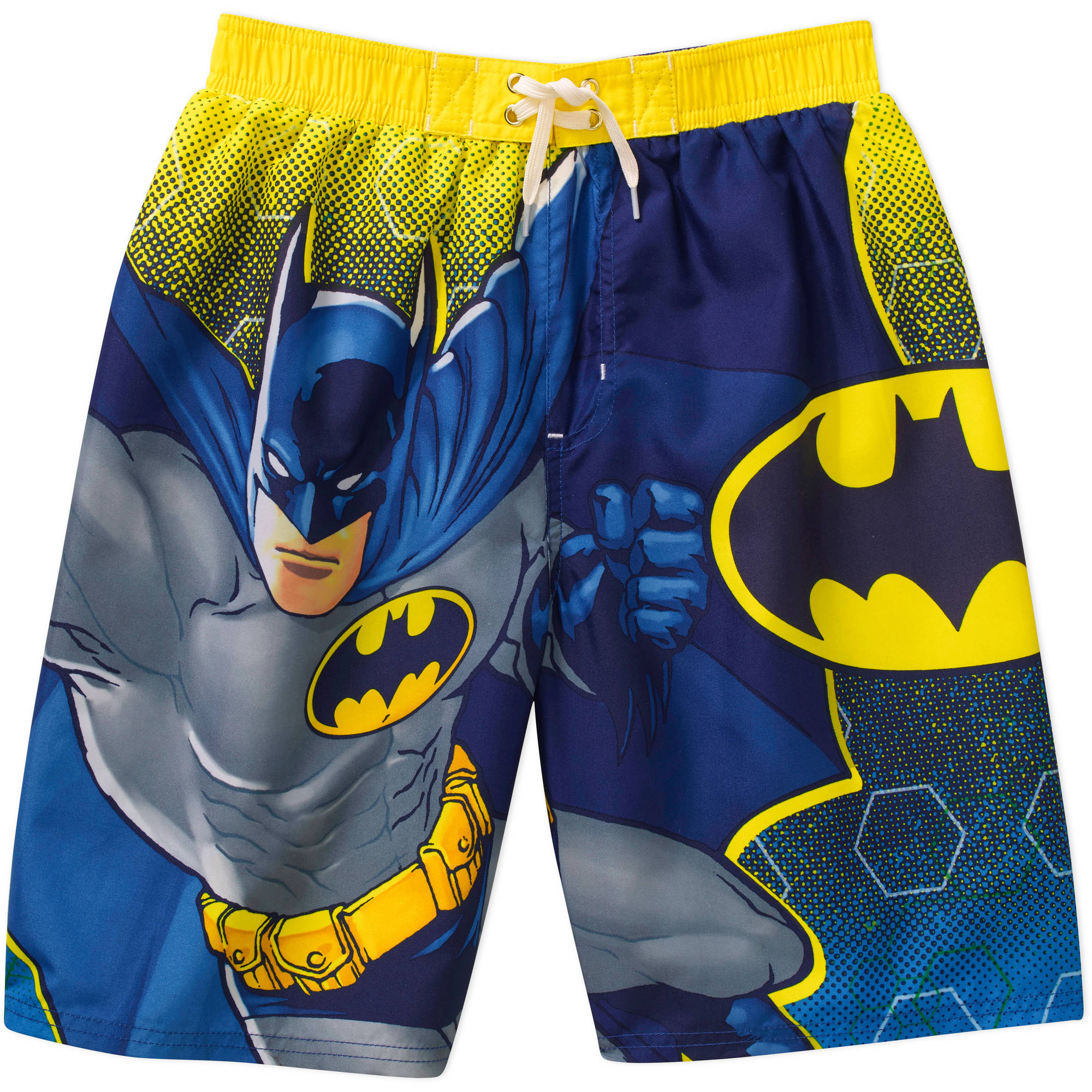 Dc Comics Batman Boys Swim Shorts