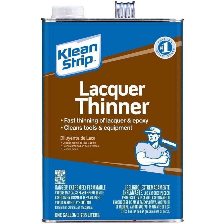 Klean Strip Cml170sc 5 Gallon Klean-Strip® Lacquer Thinner