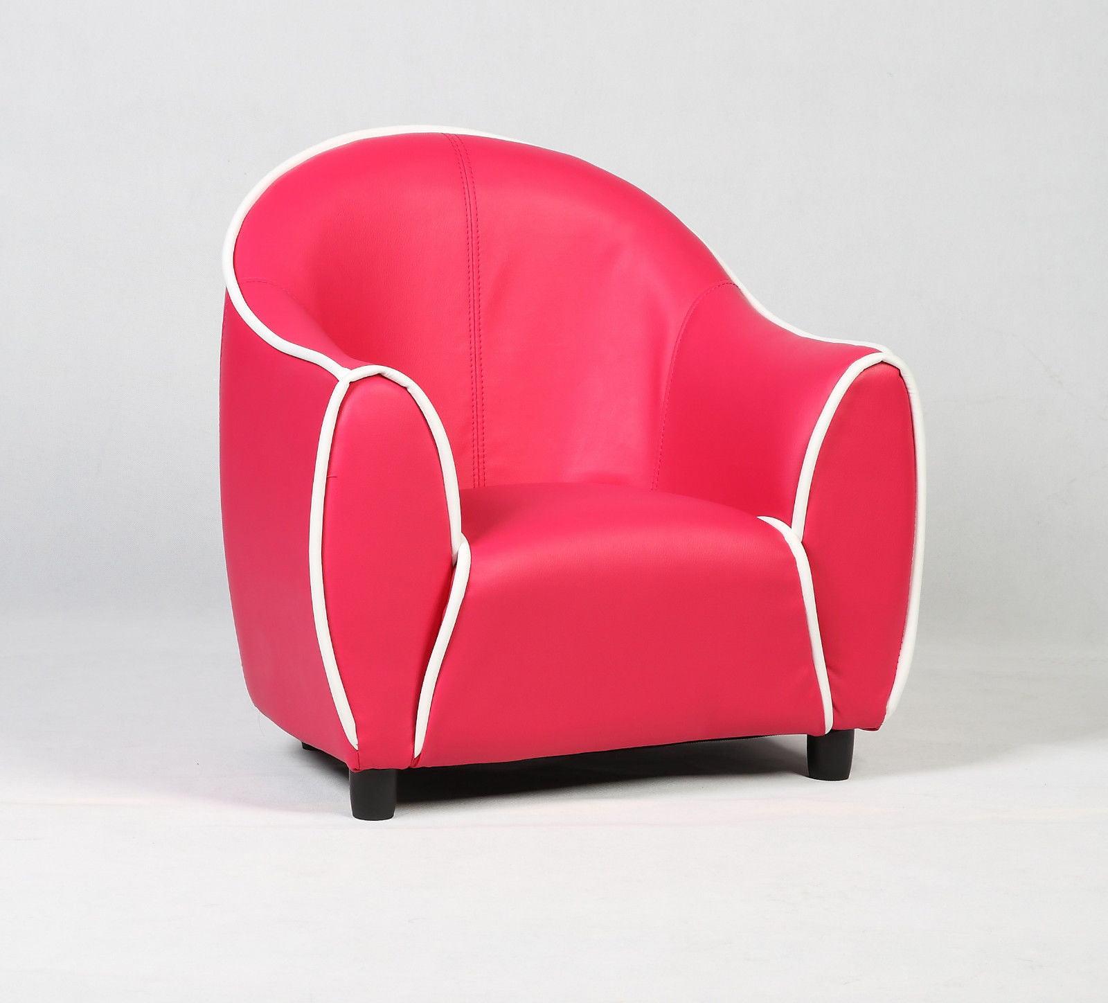 Kids Sofa Armrest Chair Couch Children Living Room Toddler Furniture