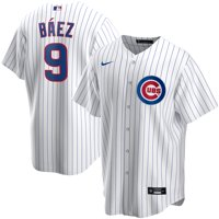 Javier Baez Chicago Cubs Nike Home 2020 Replica Player Jersey - White