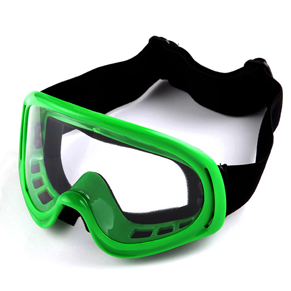 WOW Motocross ATV Dirt Bike MX BMX Ski Snowboard Skiing Goggle Black by