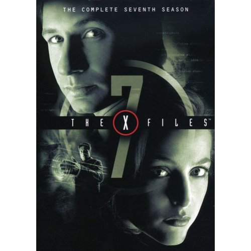 The X-Files: The Complete Seventh Season (Widescreen)