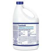 Boardwalk Ultra Germicidal Bleach, 1 Gallon Bottle, 6/carton -BWK3406