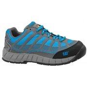 CAT FOOTWEAR P90514 Boot,Women,9-1/2,Composit,LaceUp,W,Bl,PR G9131026