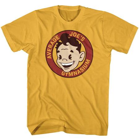 Average Joes Dodgeball Uniform (Dodgeball: A True Underdog Story Comedy Movie Average Joes Gymnasium T-Shirt)