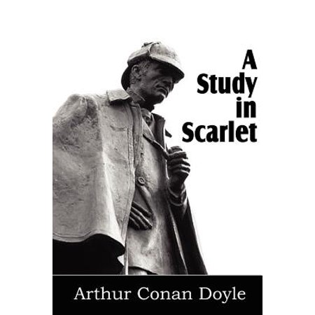 A Study in Scarlet by