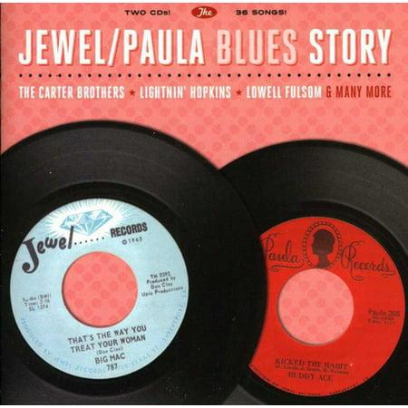 The Jewel Paula   Ronn Blues Story