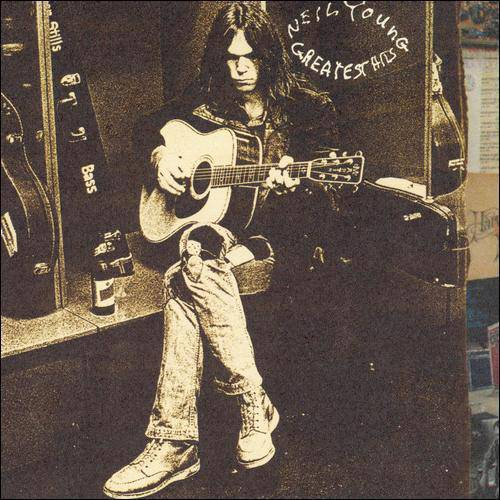 Neil Young - Greatest Hits (CD)