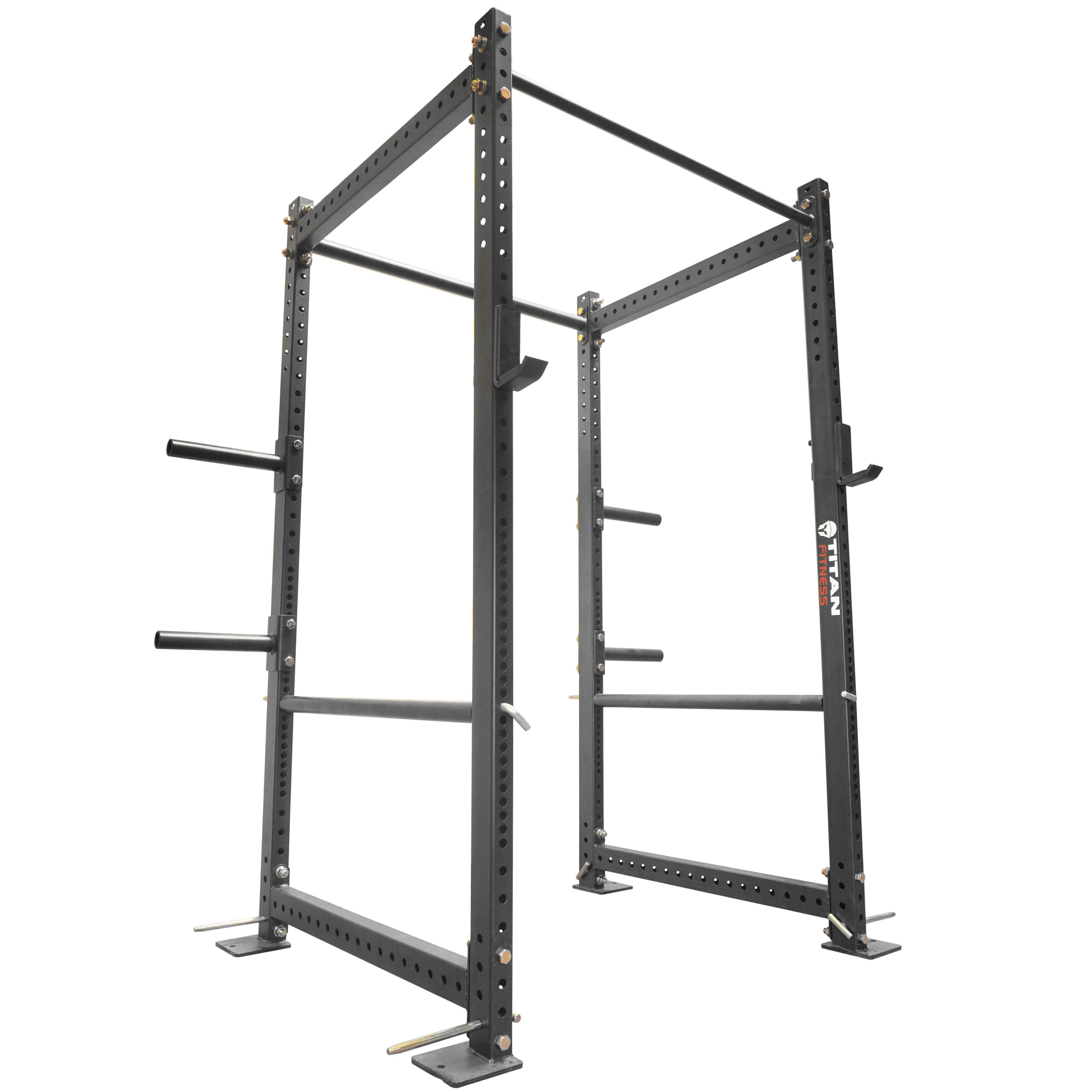 "Titan Fitness 36"" Deep T-3 Series Short Power Rack Squat Deadlift Cage Pull Up"
