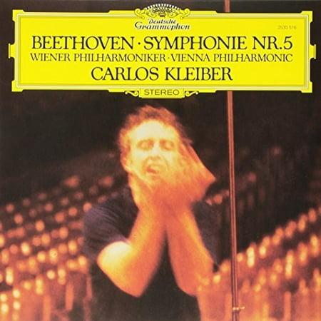 Beethoven: Symphony No 5 (Vinyl)