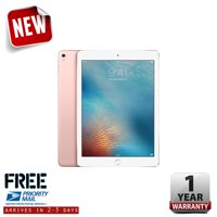 iPad Pro 9.7in Rose Gold 128GB Wi-Fi Only Tablet