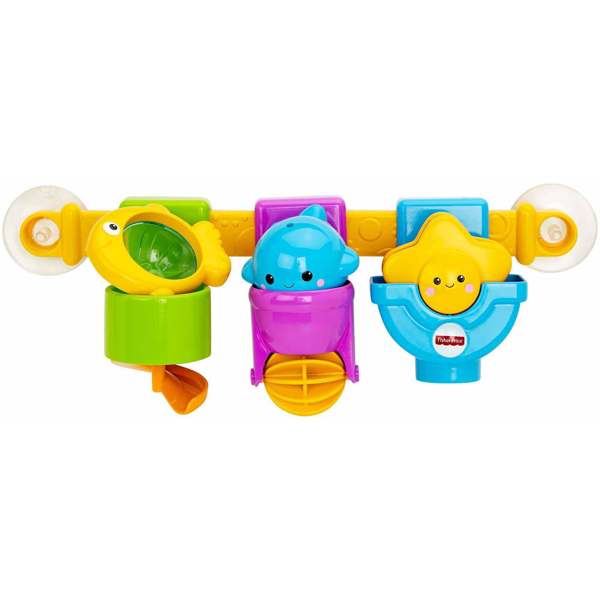 Fisher Price Splash & Play Bath Bar by Fisher-Price