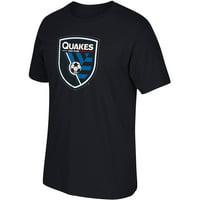 MLS-San Jose Earthquakes-Men's-Logo Tee