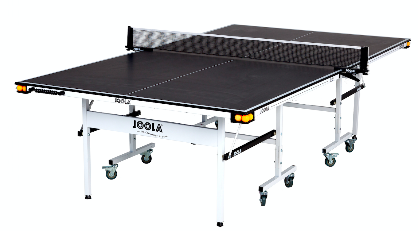 JOOLA Motion Professional Grade Table Tennis Table with Net Set Ball Holders and Abacus Scorer  sc 1 st  Walmart & Ping Pong Table Tops