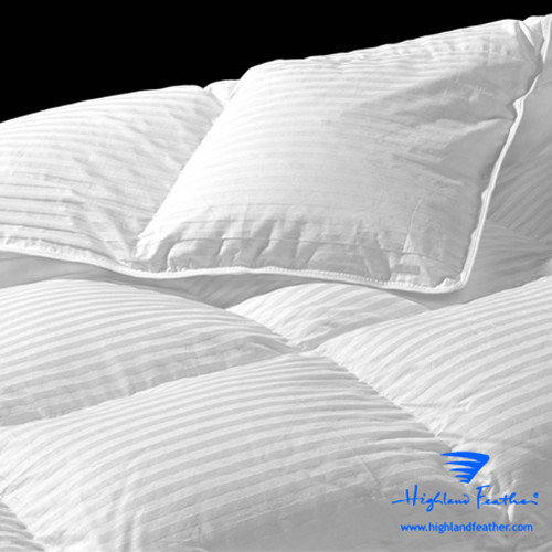 Highland Feather Besancon Down Comforter