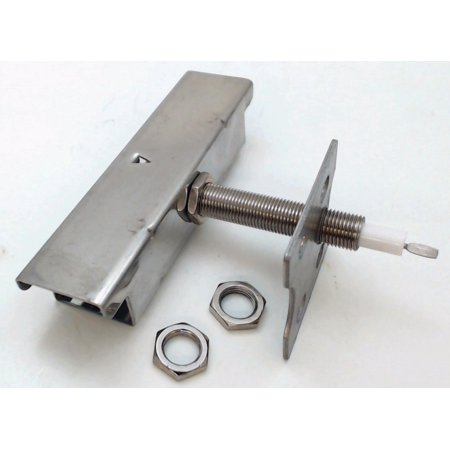 Ceramic Gas Grill Electrode & Collector Box Assembly for Kenmore, 02618