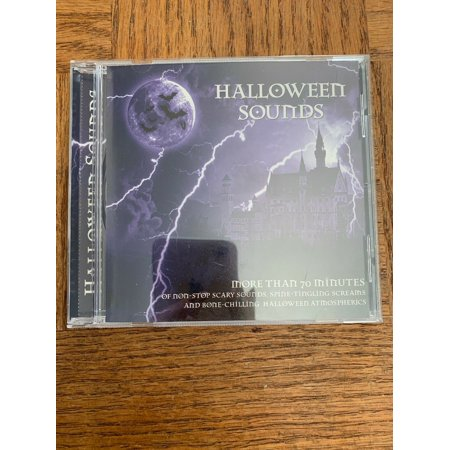 Halloween Sounds CD](Oingo Boingo Live Halloween)
