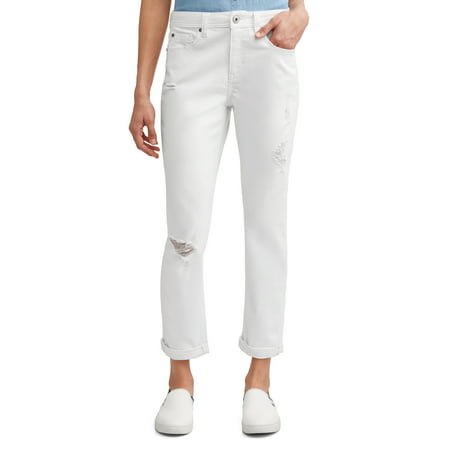 Alex Relaxed Vintage Jean Women's (White) ()