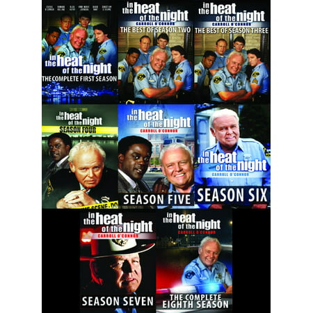 In The Heat Of The Night: The Complete Series