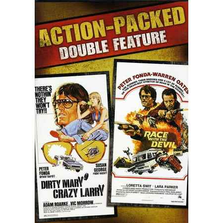Dirty Mary, Crazy Larry / Race With The Devil (DVD) for $<!---->