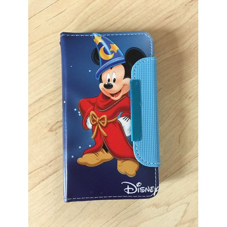 Mickey Mouse Pu Leather Case Wallet For Samsung Galaxy S4 I9500 US Seller #10, High quality case is totally fit for Samsung Galaxy S4 By