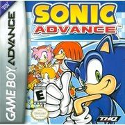 Sonic Advance (Game Boy Advance) CARTRIDGE ONLY - Pre-Owned
