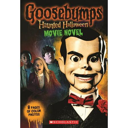 Haunted Halloween: Movie Novel (Paperback)