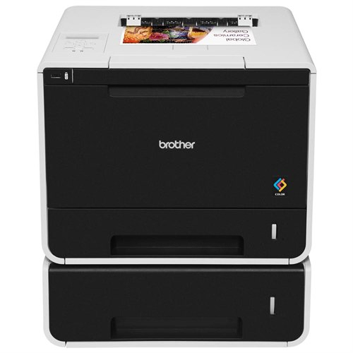 Brother Laser Printer - Color - 2400 x 600 dpi Print - Plain Paper Print - Desktop HL-L8350CDWT