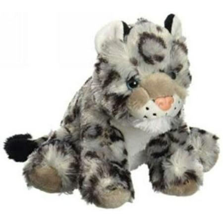 Baby Snow Leopard Stuffed Animal 8 By Wild Republic Walmart Com