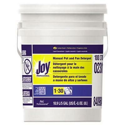 Joy Dishwashing Liquid, Lemon, Five Gallon Pail Dishwashing Liquid Gallon