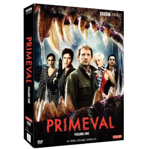 Primeval, Vol. 1: Series 1 & 2