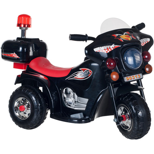 Rockin' Rider SuperSport 3-Wheeled Motorcycle Ride-On