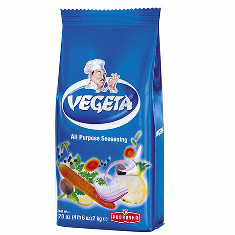 Vegeta, Gourmet Seasoning and Soup Mix, 2kg bag