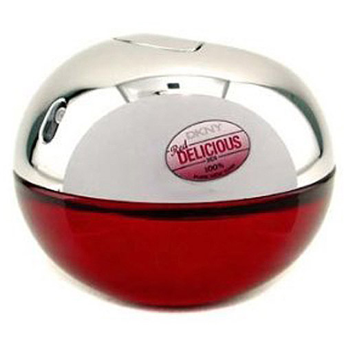 DKNY Red Delicious EDP Spray for Women, 1 Oz