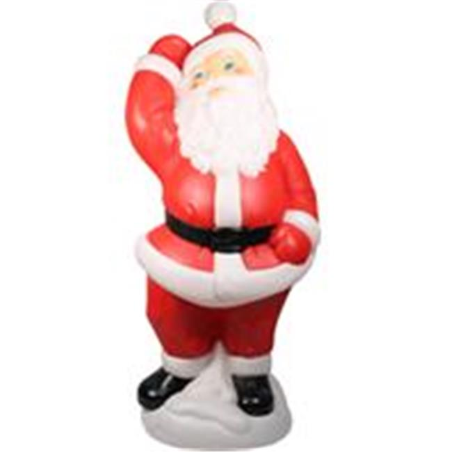 General Foam Plastics 006022 Light Up Dancing Santa