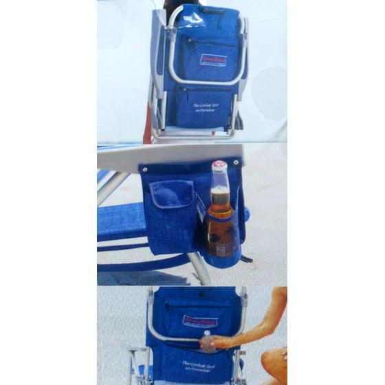 Tommy Bahama Tommy Bahama Backpack Chair Dark Blue