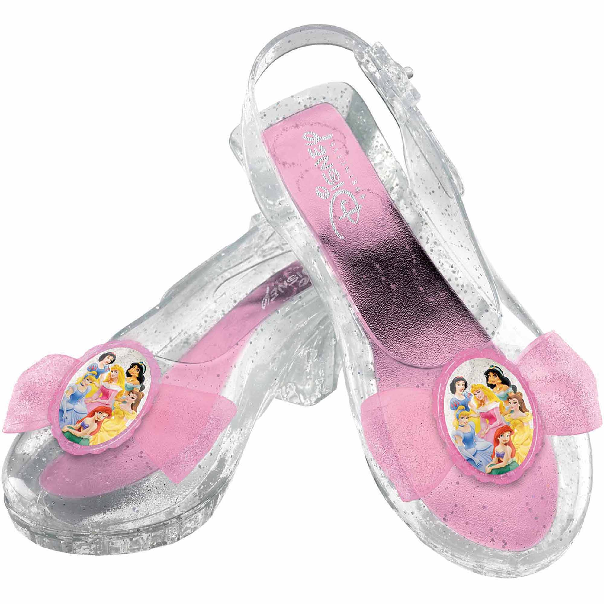Princess Shoes Child Halloween Accessory