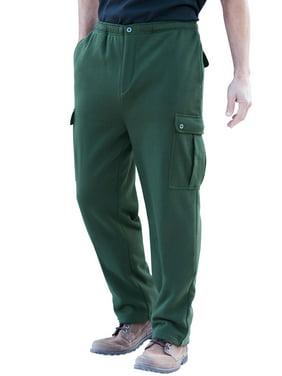 Boulder Creek Men's Big & Tall Boulder Creek Thermal-Lined Cargo Pants
