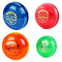 The Original Genuine Duncan Imperial Yo-Yo (4 PACK) COLORS VARY