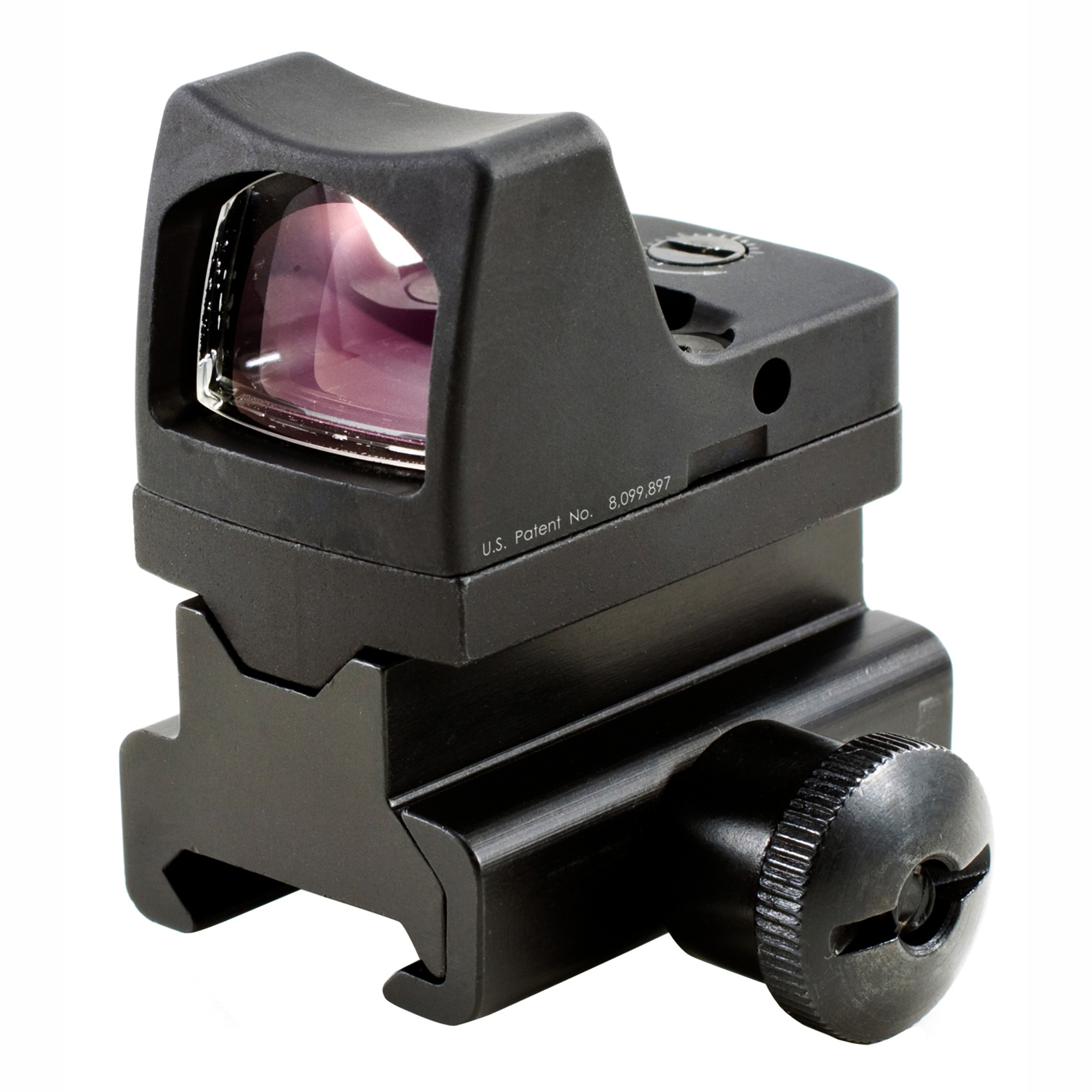Trijicon RMR Sight 6.5 Minutes Of Angle w/ RM34 Picatinny Mount RM02-34