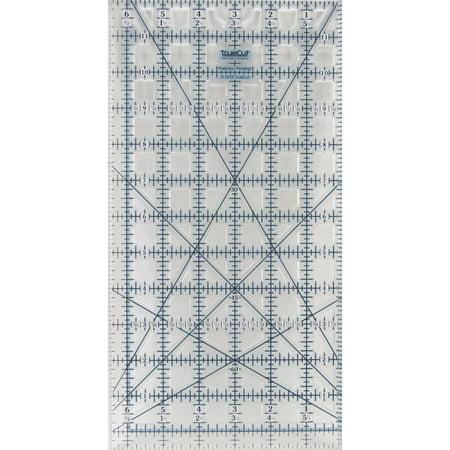 "TrueCut Ruler-6-1/2""X12-1/2"" - image 1 of 1"