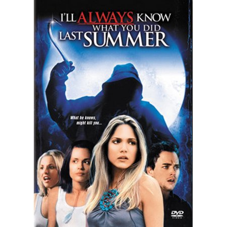 I'll Always Know What You Did Last Summer (DVD) - Did You Know Halloween Facts