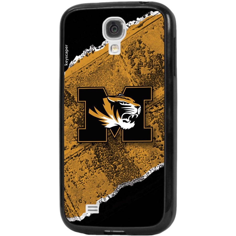 Missouri Tigers Galaxy S4 Bumper Case