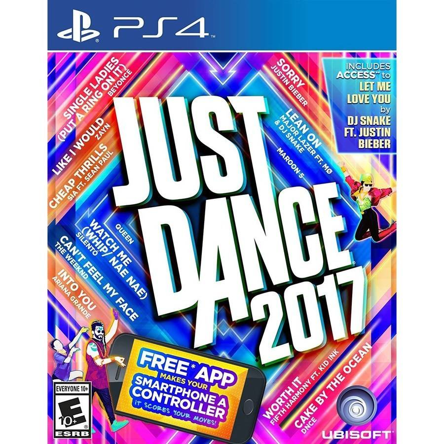 Just Dance 2017 - PlayStation 4 887256023003