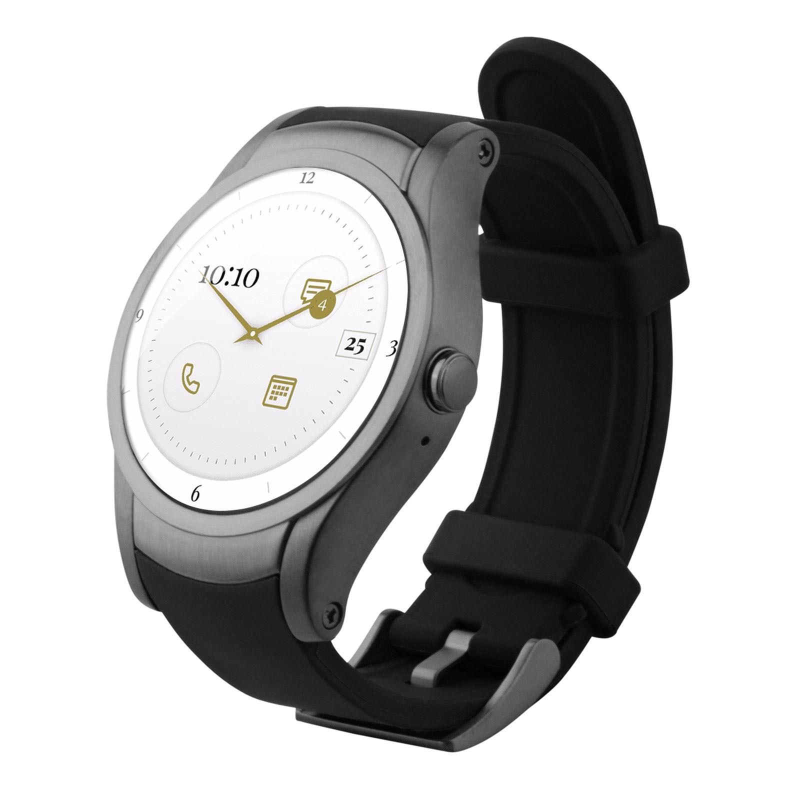 Wear24 Android Wear 2.0 42mm Wifi+ Bluetooth Smartwatch b...