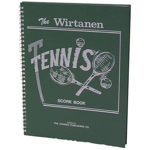 Wirtanen Tennis Scorebook by Generic
