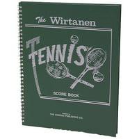Wirtanen Tennis Scorebook