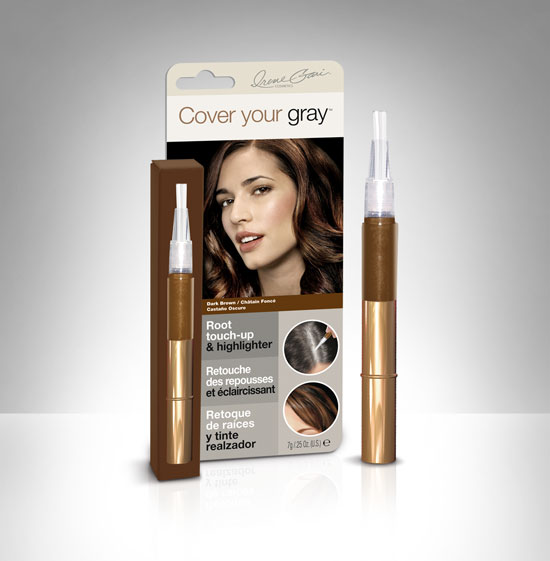 CYG Root Touch-up & Highlighter -- Dark Brown