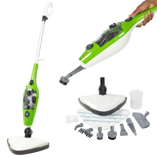3 in 1 Steam Mop Floor & Handheld Steamer Multi-Purpose Floor Mop Pads Included