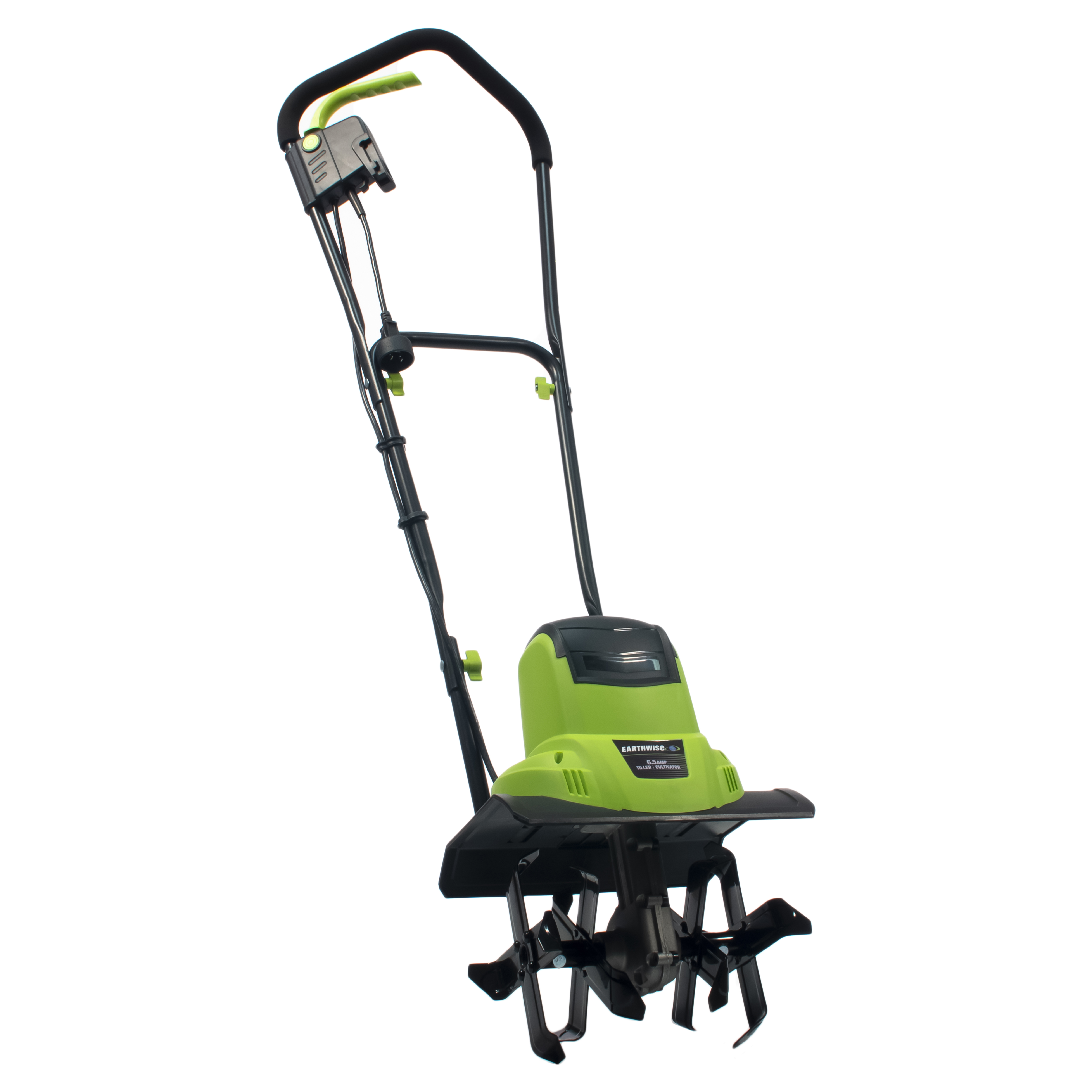 Earthwise TC70065 6.5 Amp Corded Electric Tiller Cultivator